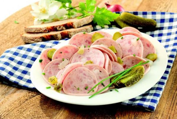 Bayrerische Wurstsalat
